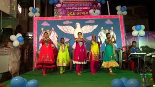 Naa Priyuda Naa Priya Yesu  Action Song Christmas Celebrations 2015