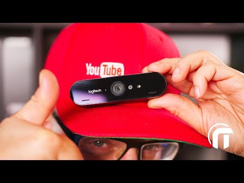 Devenir YouTubeur avec une webcam Logitech Brio 4K Stream Edition