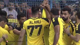 مباراة || الأهلي - النجمة || الدوري البحريني لكرة اليد 2018 - نصف النهائي