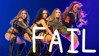 Little Mix | Live EPIC VOCAL FAILS Compilation