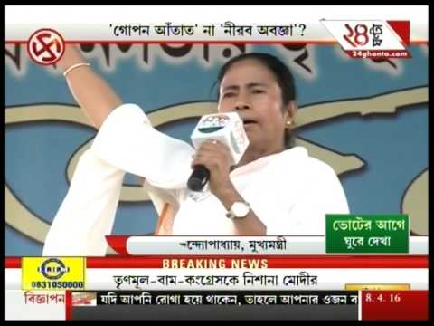 Xxx Mp4 Mamata Banerjee39s Election Campaign Before Poll 2016 3gp Sex
