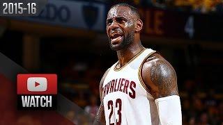 LeBron James Full Game 5 Highlights vs Raptors 2016 ECF - 23 Pts, 8 Ast, TOO EASY!