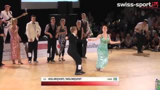 World Masters Boogie-Woogie slow 2013 Winterthur SUI