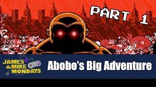 Abobo's Big Adventure (PC) Part 1 - James & Mike Mondays