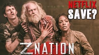 Will Netflix Save Z Nation?