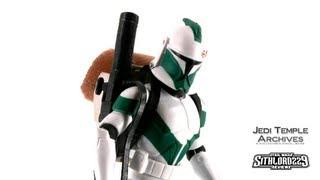 Clone Trooper Draa (Star Wars: The Clone Wars 2010) Wave 5