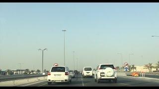 Qatar - Saudi Arabia Expressway [99.5 km] - 120 km/h
