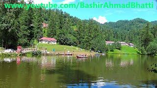 Banjosa Lake-Rawalakot Neelum Valley Azad Kashmir Pakistan-4K ★♥