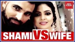 Mohammed Shami Is The Biggest Liar : Hasin Jahan's Exclusive Interview To India Today