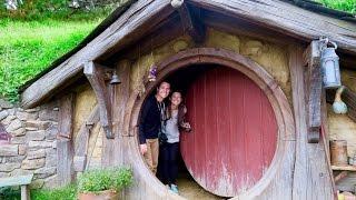 Hobbiton New Zealand | Movie Set Tour