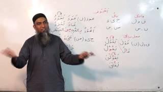 Lecture 68 - Quran Arabic As Easy as Urdu By Aamir Sohail