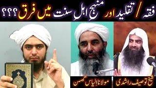FIQAH, TAQLEED aur AHL-e-SUNNAT kay MANHAJ main kia FARAQ hai ??? (By Engineer Muhammad Ali Mirza)