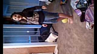 Ballon sitting