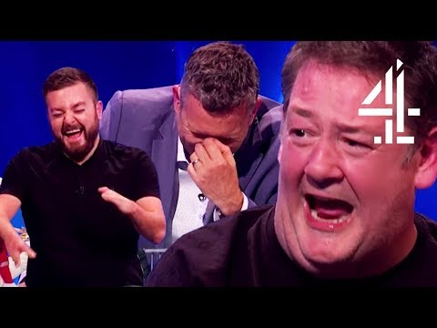 Panel IN STITCHES After Johnny Vegas' X-Rated Confession & World Cup Prediction   The Last Leg