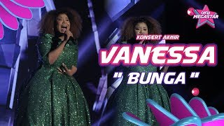 "Vanessa bawa lagu Bunga Ara Johari ke tahap International ""original and spicy"" 