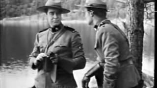 RENFREW OF THE ROYAL MOUNTED Law Enforcement Murder On Yukon 1940 RCMP Movie