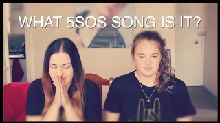 5SOS SONG CHALLENGE ft. MelClare