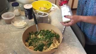 Making Falafel