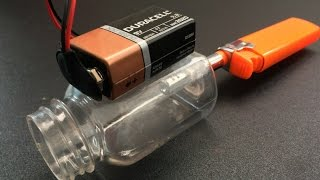 How To Make a mini Electric Cannon