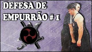 DEFESA PESSOAL - DEFESA DE EMPURRÃO # 1
