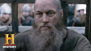 Vikings: Season 4 Returns Comic-Con Full Trailer | History