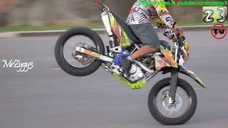 Freestyle Kawasaki D-Tracker