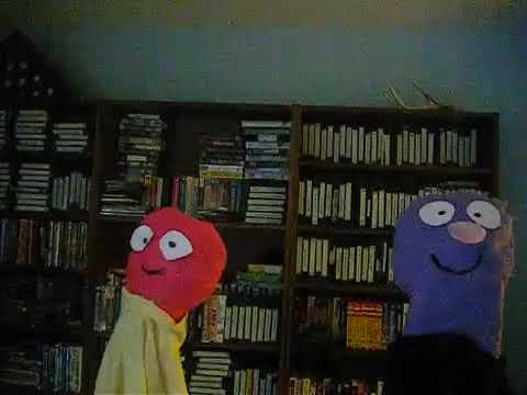 Harris Puppets Ready to read 2