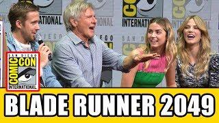 BLADE RUNNER 2049 Comic Con Panel News & Highlights