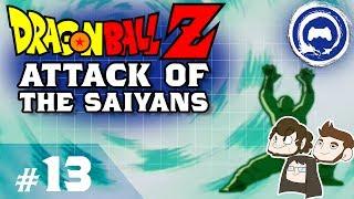 Dragon Ball Z Attack of the Saiyans Part 13 | TFS Plays