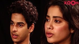 Exclusive: Ishaan & Janhvi Speak About Making An Identity Of Their Own