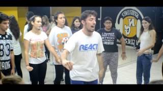 New generation dance academy  ENOCH popping