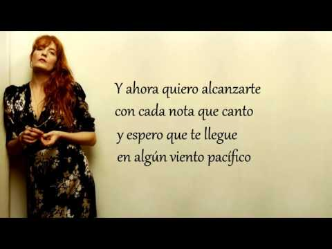 Florence and The Machine - Wish That You Were Here [Subtitulada en español]