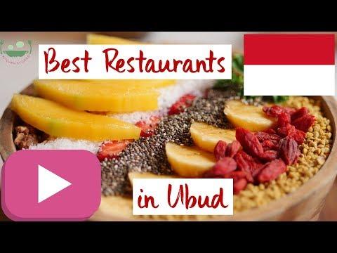 THE 7 BEST RESTAURANTS IN UBUD