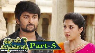 Krishna Gaadi Veera Prema Gaadha Full Movie Part 5 || Nani, Mehreen Pirzada, Hanu Raghavapudi