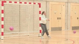 How To Be A Goal Keeper in Handball
