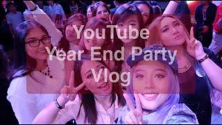 YouTube Year End Party Vlog #YTYE | DienDiana