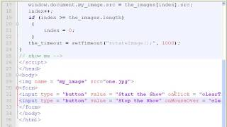Javascript Bangla Tutorial::Ch9: Timing Events - Part 5