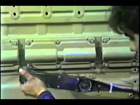Desmontagem regulagem e montagem motores Cummins parte 3