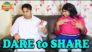Dare To Share | Rahim Pardesi
