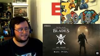 Elder Scrolls Blades Reveal! - Bethesda Conference LIVE Group Reaction (E3 2018)