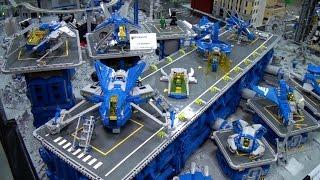 LEGO classic space collaboration – Brickworld Chicago 2015