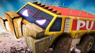 Funky Mudwash | CryptoTrucks |  Car Video For Kids | Cartoon Show For Toddlers by Kids Channel