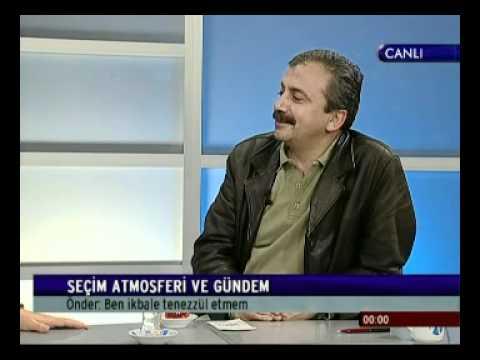 Sırrı Süreyya Önder den Rasim Ozan Kütahyalı ya cevap