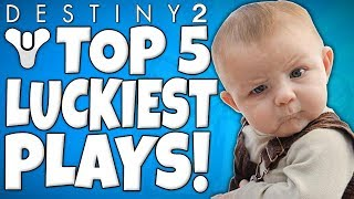 Destiny 2 - MUST WATCH! Top 5 Luckiest PvP Plays Of The Week / Episode 3