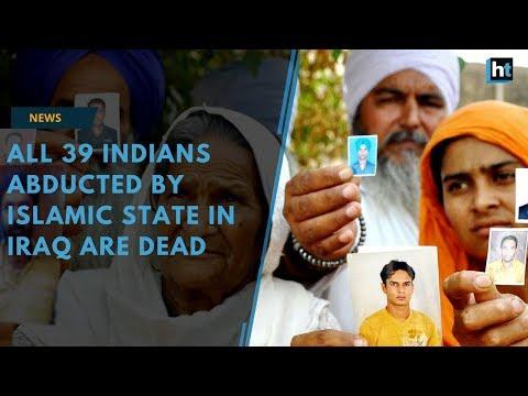 Xxx Mp4 All 39 Indians Missing In Iraq Are Dead Sushma Swaraj 3gp Sex