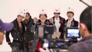 KAT-TUN - Making New CM Entag Game 「弾丸パイレーツ」(Dangan Pirates)
