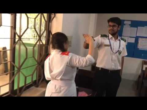 MANNEQUIN CHALLENGE COMPLETED BY THE STUDENTS OF BANGLADESH INTERNATIONAL SCHOOL AND COLLEGE.