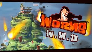 Worms WMD - The Worm That Turned