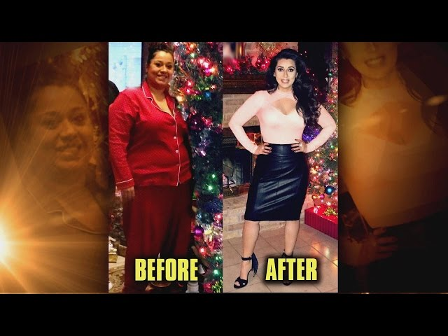 Mom Drops 100 Pounds After She Says She Was Motivated By Husband's Alleged Affair