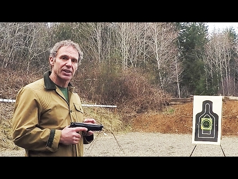 Beretta 92FS and M9 Accuracy.